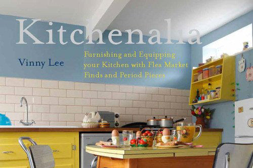 'KITCHENALIA' COMPETITION- WIN A NEW HARDBACK WITH FALCON