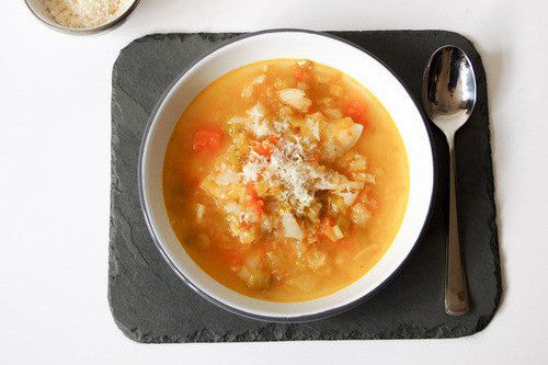 WINTER WARMER SOUP WITH STYLONYLON