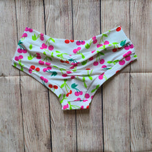 Pink Cherries Low Rise Shorts