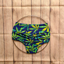 Mary Jane High Waist Shorts