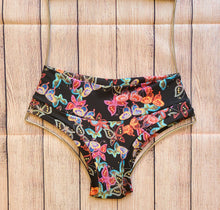 Butterflies High Waist Teeny Weeny