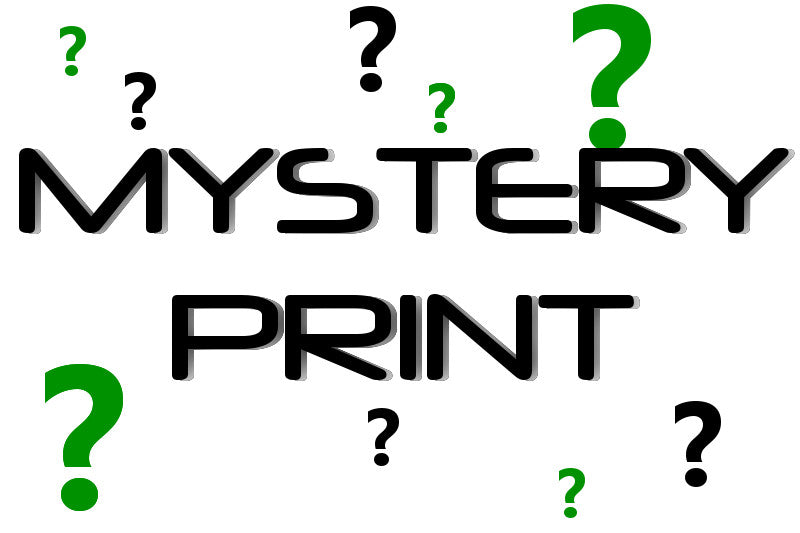 Mystery Print Scrunch Butt Short - 3 FOR $50 (USE CODE:  YAY!) -  FINAL SALE