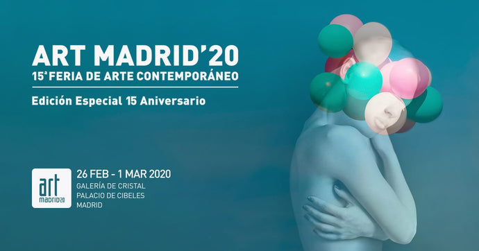 News! Nos vemos en Art Madrid  2020.