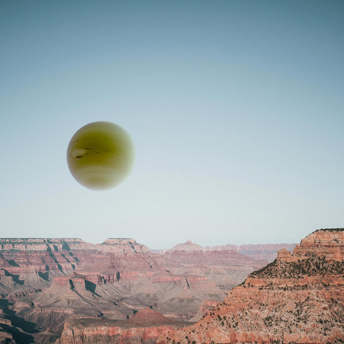 [ #Life In Mars ] Grand Canyon