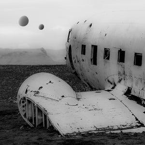 [ #Life In Mars ] Starship_Crash
