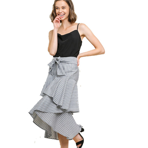 Terri Tiered Skirt