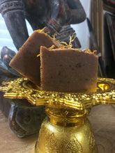 Golden Goddess Natural Herbal Body Soap