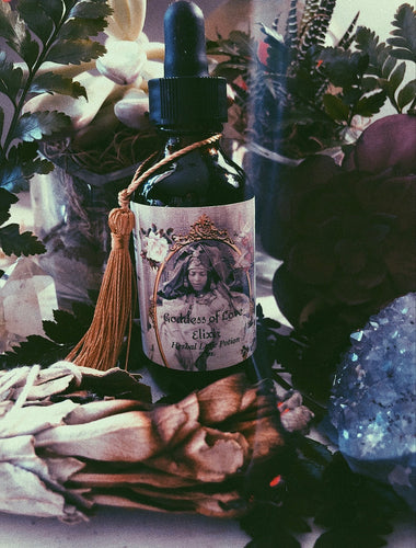 Goddess of Love Elixir - Herbal Love Potion 2 fl. oz
