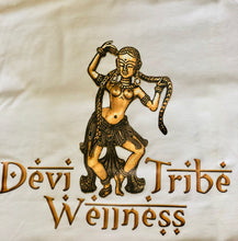 Off The Shoulder Devi Tribe Tee (Black or White)