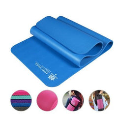 Anti-Slip Yoga Mat For Beginners