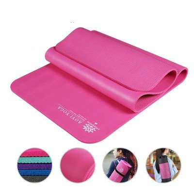 Anti-Slip Yoga Mat For Beginners-theyogasuite