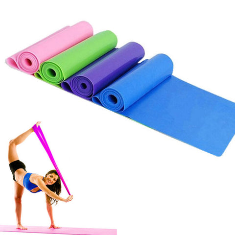Yoga Resistance Bands-theyogasuite
