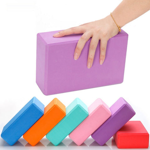 Yoga Exercise Blocks-theyogasuite