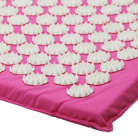 Acupressure Mat and Pillow Set-theyogasuite