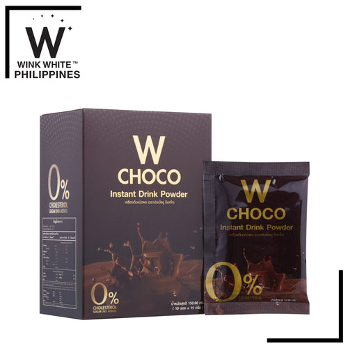 W Choco Instant Powder Drink