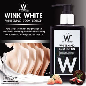 Whitening Body Lotion, 2 bottles
