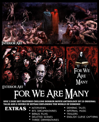 For We Are Many (2 Disc)