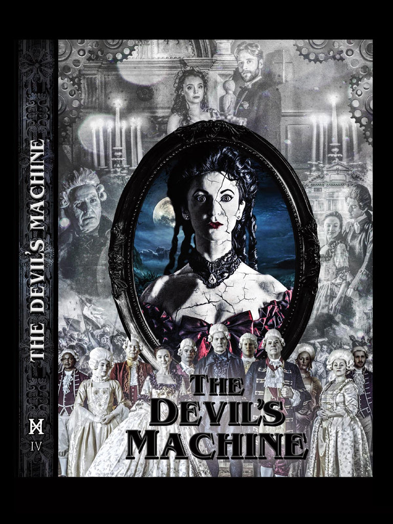 The Devil's Machine (3 Disc)