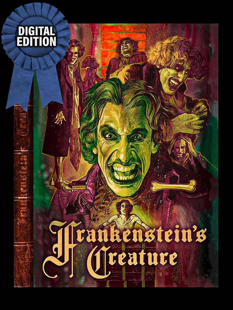 Frankenstein's Creature (DIGITAL EDITION)