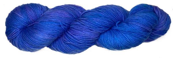 Test Blue - Heather's Favorite Sock
