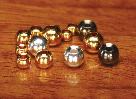 "1/4"" Brass Bead Heads"