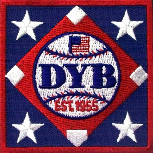 - DYB - Official DYB Patch - Ages 12 & under