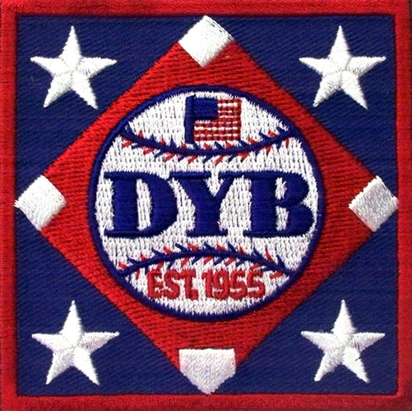DYB - Official DYB Patch - Ages 12 & under
