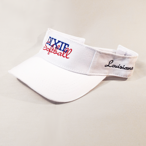 15SE - Ladies Visor with State