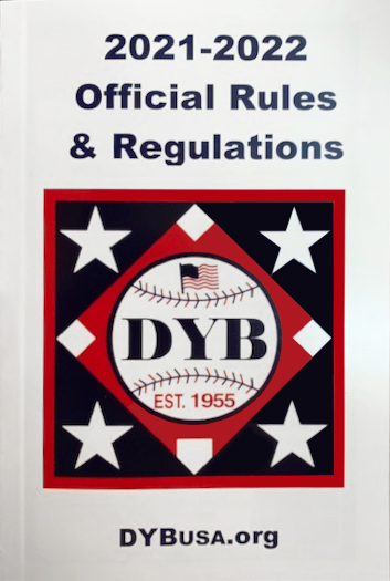 25Y - 2021-2022 Dixie Youth Official Rulebook