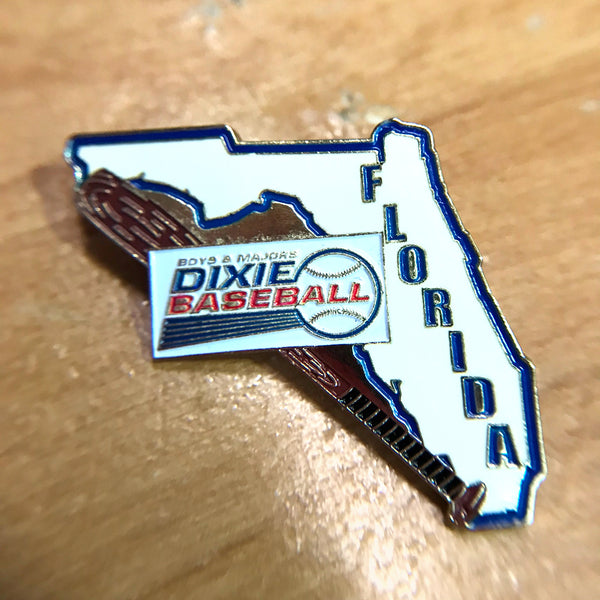 32B - Dixie Boys & Majors Pins