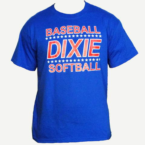 34S - Dixie Baseball/Softball Tees
