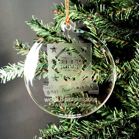 16Y - 50th Anniversary Christmas Ornament