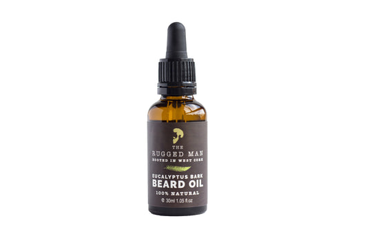 Beard Oil - The Rugged Man