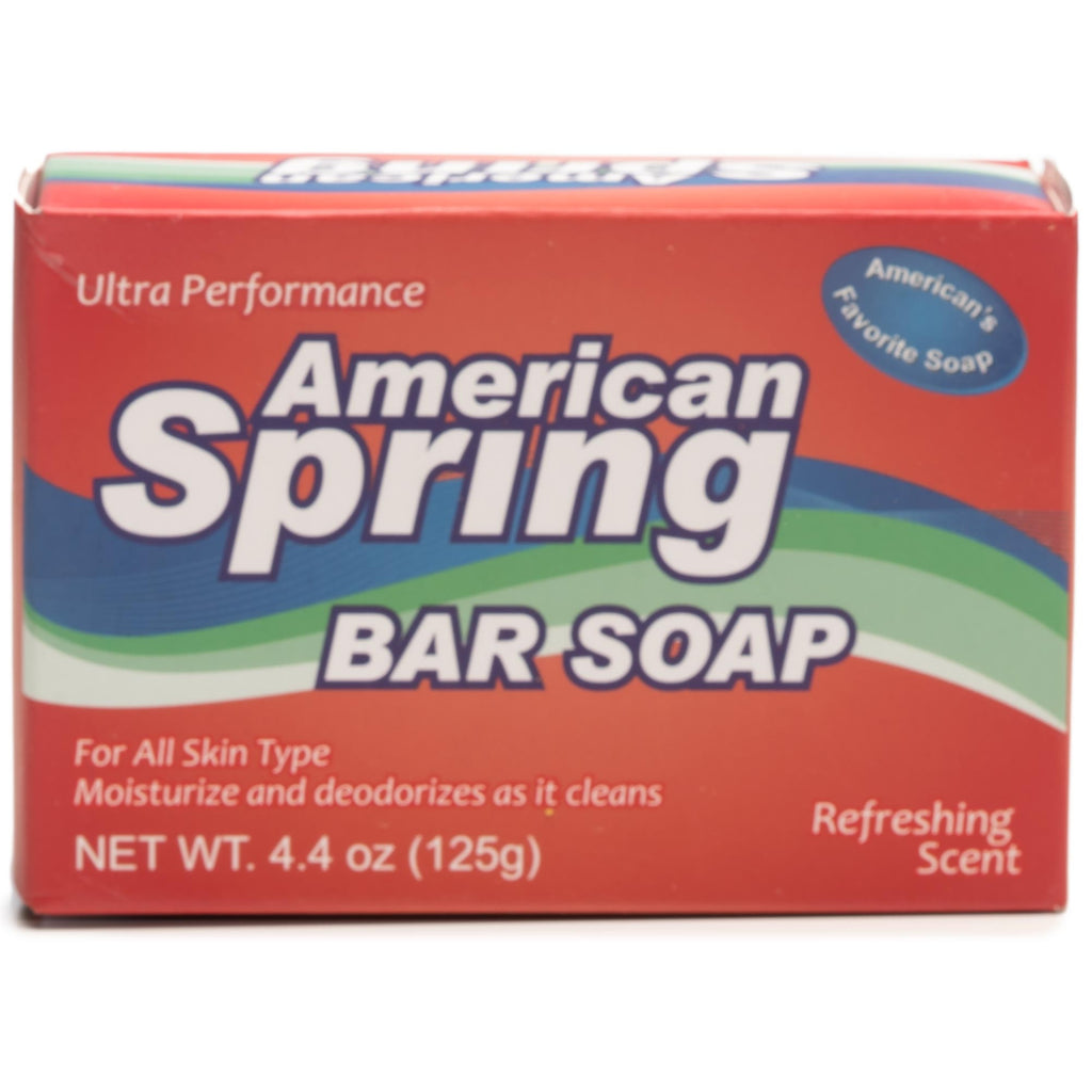 American Spring Soap