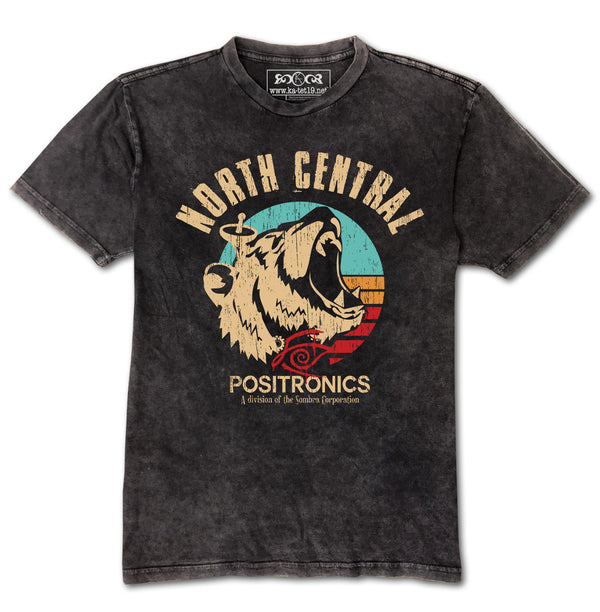 North Central Positronics Washed Unisex Tee