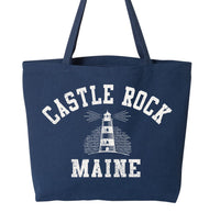 Castle Rock pigment dyed tote