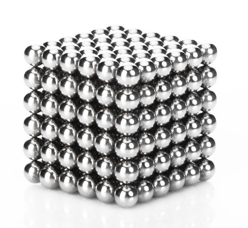 Magnetic Balls Cube Toy 3mm 216pcs - BlazePod
