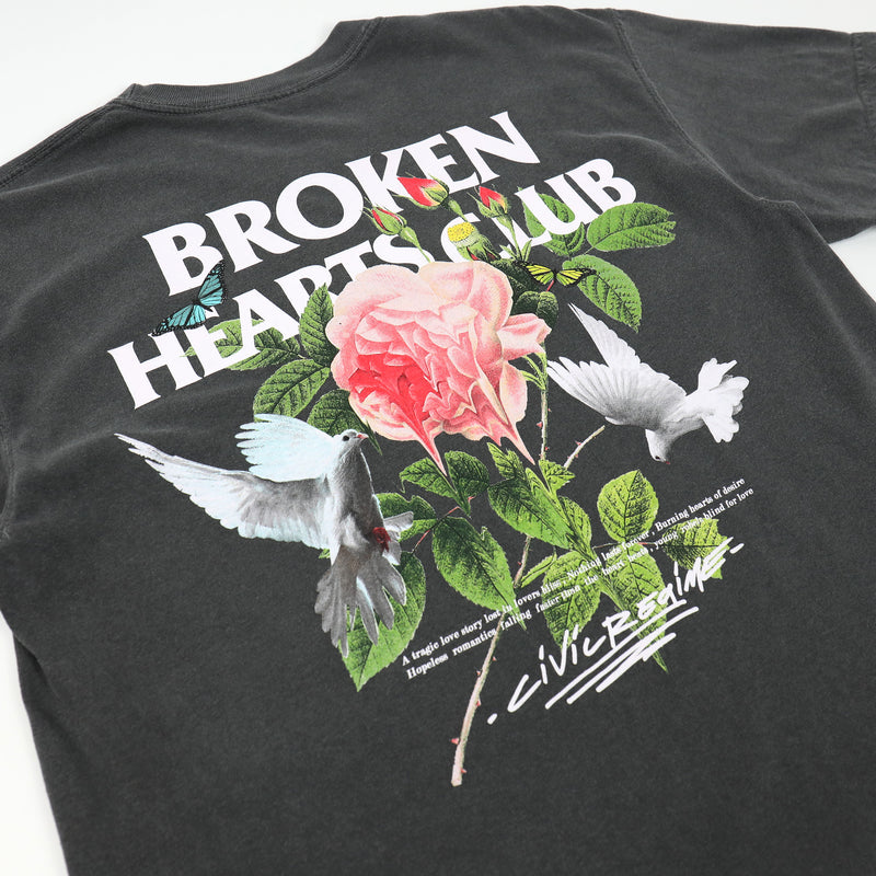 BHC Tee in Pepper