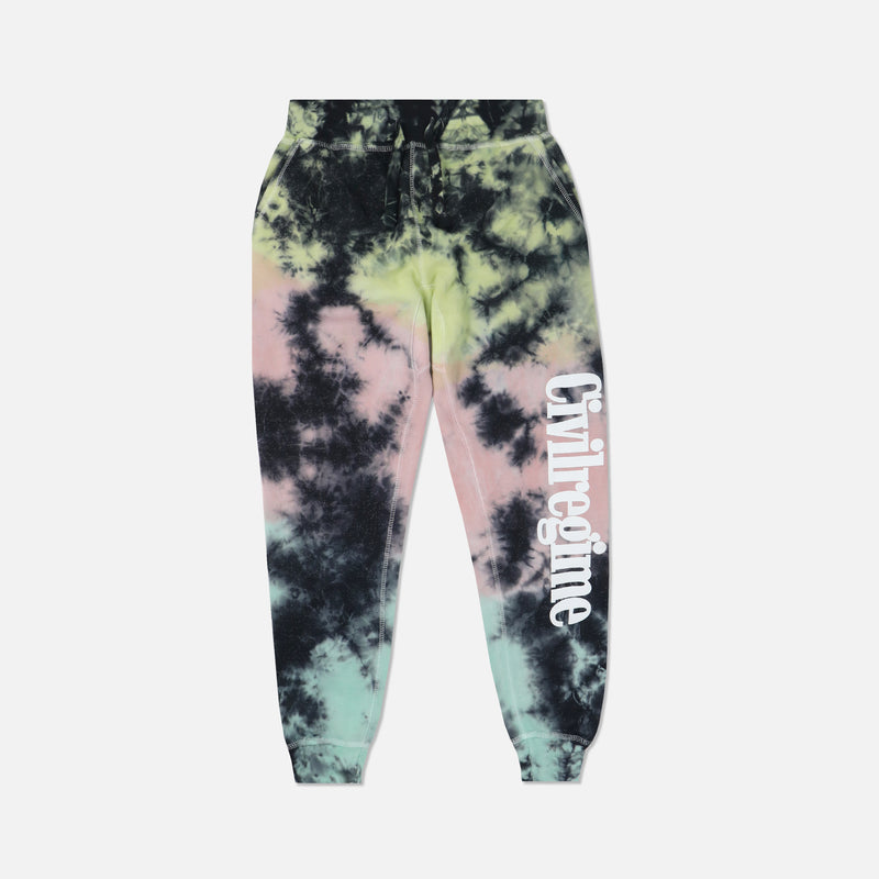 Regime Joggers in Lightning Wash