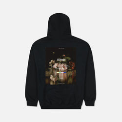 Volume One Champion Hoodie in Black