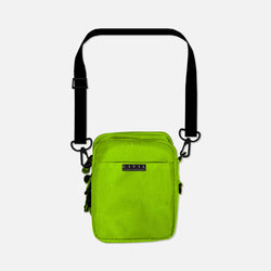 Civil Cross Body Bag In Lime