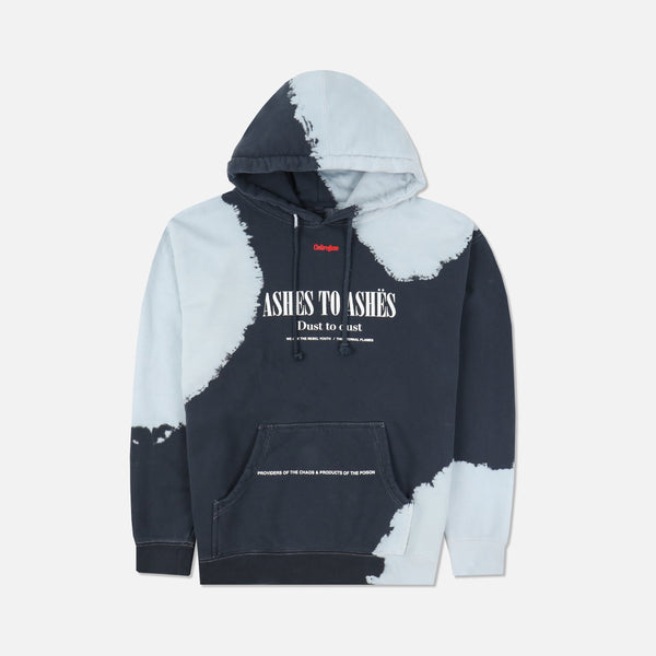 Ashes To Ashes Hoodie in 99 Wash