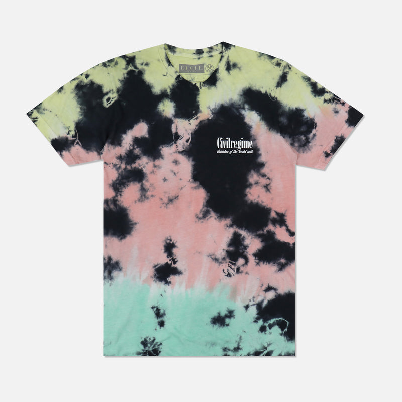 New Bloom Tee in Lightning Wash