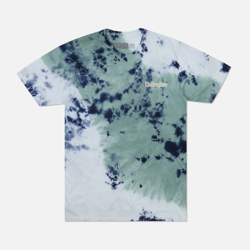 Bloom Forever Tee in Ocean
