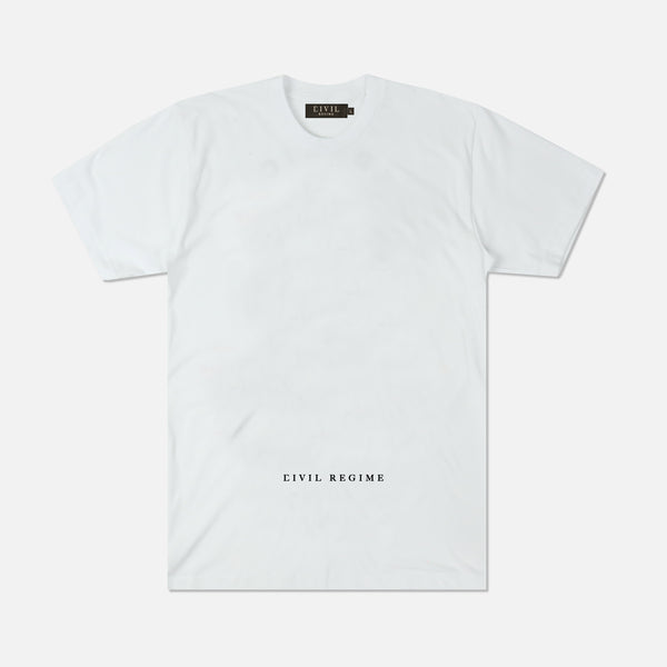 Blur Tee in White