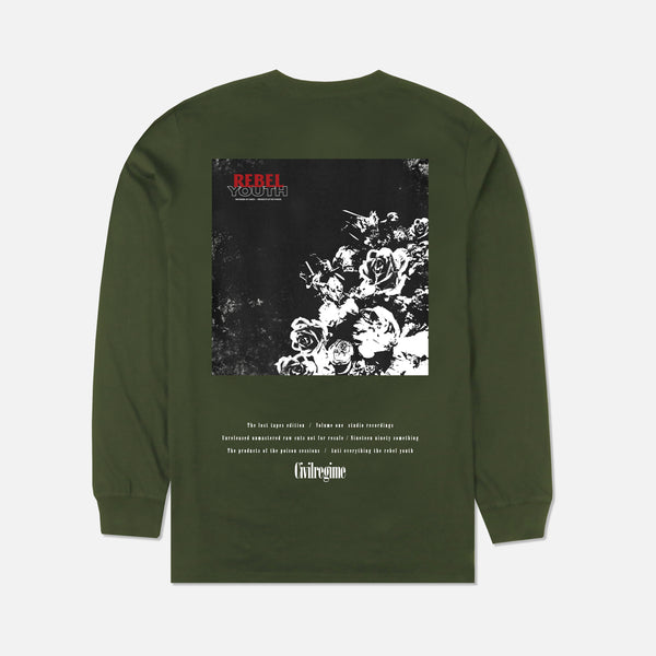 B-Sides (LS) Tee in Hemp