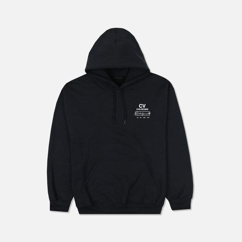CV Youth Hoodie in Black
