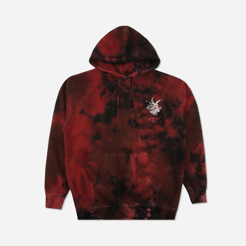 Eternal Endings Hoodie in Lava