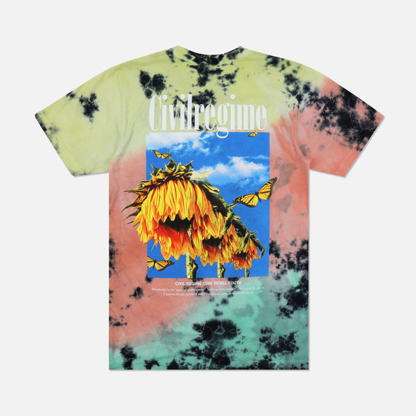 (S.I.N.) Float On Tee in Lightning