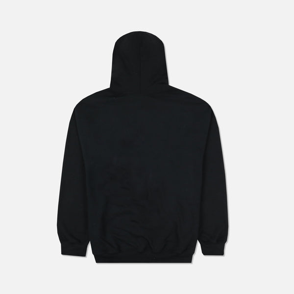 (S.I.N.) Bloom Bones Hoodie in Black